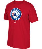 Men's adidas Philadelphia 76ers NBA Primary T-Shirt