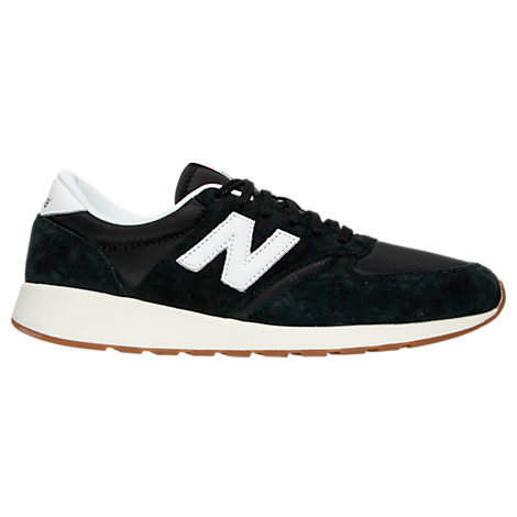Men's New Balance 420 Pig Suede Casual Shoes