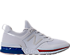 Men's New Balance 574 Sport Synthetic Casual Shoes