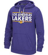 Men's adidas Los Angeles Lakers NBA Dassler Ultimate Hoodie