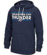 Men's adidas Oklahoma City Thunder NBA Dassler Ultimate Hoodie