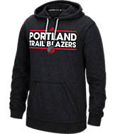 Men's adidas Portland Trail Blazers NBA Dassler Ultimate Hoodie