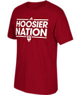 Men's adidas Indiana Hoosiers College Local T-Shirt