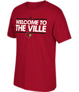 Men's adidas Louisville Cardinals College Local T-Shirt