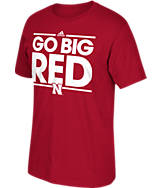 Men's adidas Nebraska Cornhuskers College Local T-Shirt