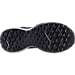 Bottom view of Men's New Balance MT620 Running Shoes in Black/Silver