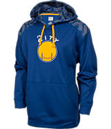 Men's Majestic Golden State Warriors NBA Armor Hoodie