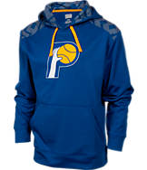 Men's Majestic Indiana Pacers NBA Armor Hoodie