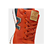 Front view of Men's New Balance 501 Outdoor Ripple Casual Shoes in Red/Navy