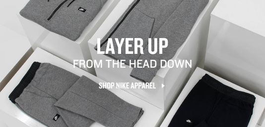 Shop Nike Apparel.