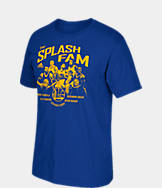 Men's adidas Golden State Warriors NBA Splash Fam T-Shirt