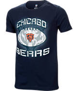 Kids' Chicago Bears NFL Infinity Cotton T-Shirt