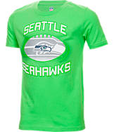 Kids' Seattle Seahawks NFL Infinity Cotton T-Shirt