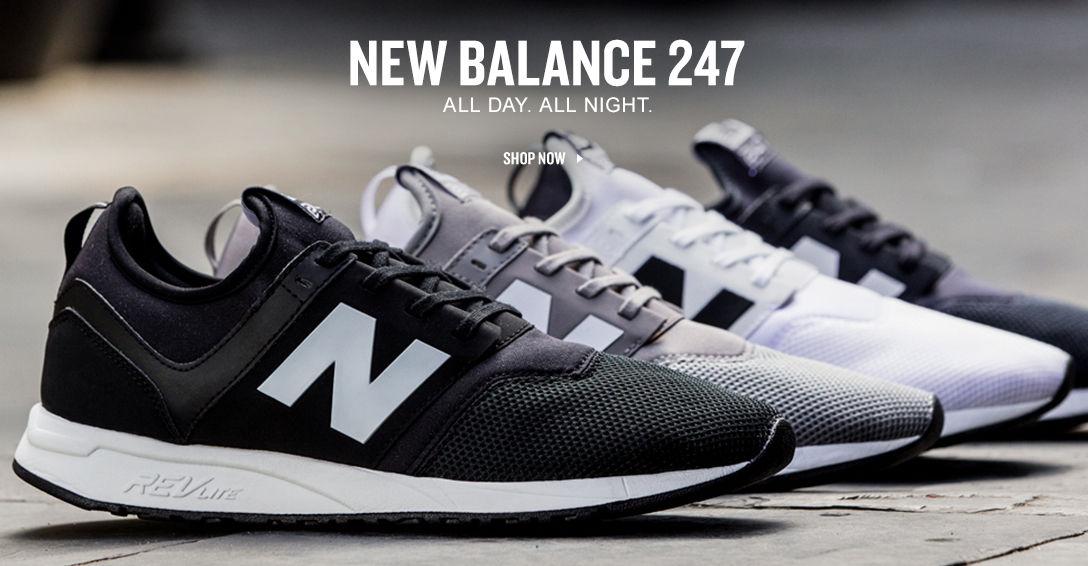 New Balance 247. Shop Now.