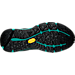 Bottom view of Women's The North Face Ultra Cardiac Trail Running Shoes in
