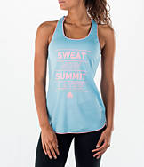 Women's The North Face Play Hard Sweat Now Tank