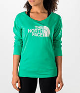 Women's The North Face Jersey Boat Neck Crew Sweatshirt