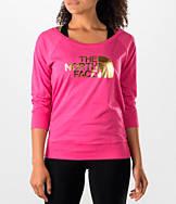 Women's The North Face Jersey Boat Neck Crew Sweatshirt