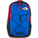 Front view of The North Face Jester Backpack in Bright Cobalt/Black