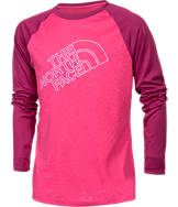 Girls' The North Face Mak Baseball T-Shirt