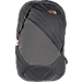 Front view of Women's The North Face Isabella Backpack in Black/Rose Gold