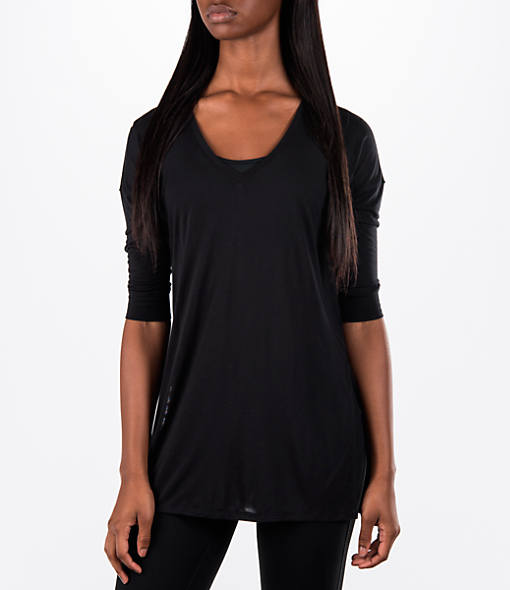 Women's The North Face Nueva Quarter Sleeved Tunic
