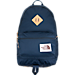 Front view of The North Face Berkeley Backpack in Urban Navy