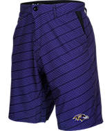 Men's Forever Baltimore Ravens NFL Boardshorts