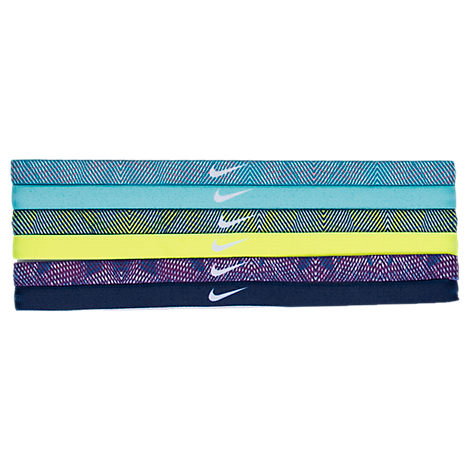 Nike Printed 6-Pack Headbands