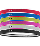 Nike Sport 6-Pack Headbands