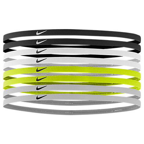 Nike 8-Pack Skinny Headbands
