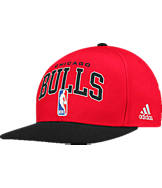 adidas Chicago Bulls NBA Draft Snapback Hat