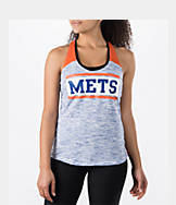 Women's New Era New York Mets MLB Space Dye Tank