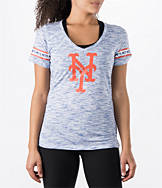 Women's New Era New York Mets MLB Space Dye T-Shirt