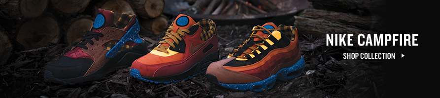 Nike Campfire. Shop Collection.