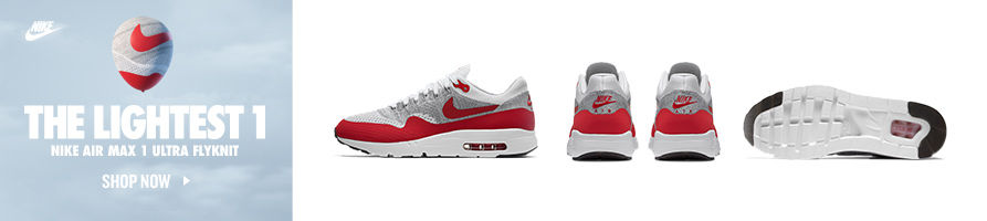 Shop Nike Air Max 1 Ultra Flyknit.