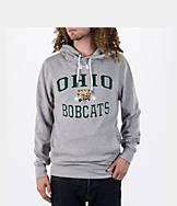 Men's Under Armour Ohio Bobcats College Tri-Blend Fleece Hoodie