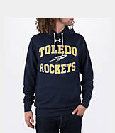 Men's Under Armour Toledo Rockets College Tri-Blend Fleece Hoodie