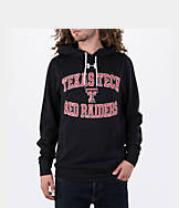 Men's Under Armour Texas Tech Red Raiders College Two Tone Poly Quarter-Zip Pullover