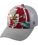 Top Of The World Arizona State Sun Devils College Ocean Front Fitted Cap