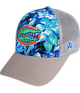 Top Of The World Florida Gators College Ocean Front Fitted Cap