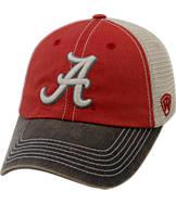 Top of the World Alabama Crimson Tide College Heritage Offroad Trucker Adjustable Hat
