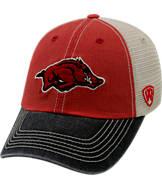 Top of the World Arkansas Razorbacks College Heritage Offroad Trucker Adjustable Hat
