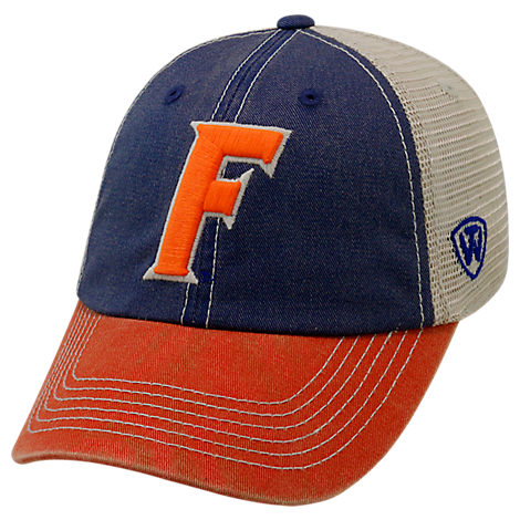 Top of the World Florida Gators College Heritage Offroad Trucker Adjustable Hat