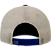 Back view of Top of the World Florida Gators College Heritage Offroad Trucker Adjustable Hat in Three Tone Team Colors