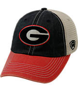 Top of the World Georgia Bulldogs College Heritage Offroad Trucker Adjustable Hat