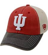 Top of the World Indiana Hoosiers College Heritage Offroad Trucker Adjustable Hat