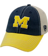Top of the World Michigan Wolverines College Heritage Offroad Trucker Adjustable Hat