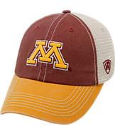 Top of the World Minnesota Golden Gophers College Heritage Offroad Trucker Adjustable Hat