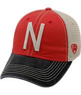 Top of the World Nebraska Cornhuskers College Heritage Offroad Trucker Adjustable Hat